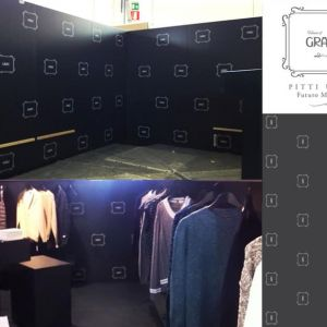 Wall Design in Stand Fiera